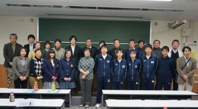20140308 - 10th河川水質調査発表会報告会